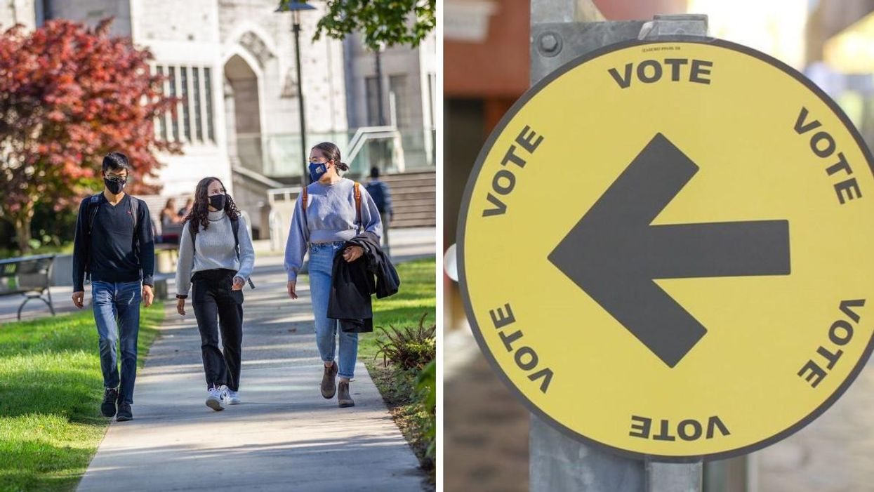 How To Vote In Canada's Federal Election As A Student Explained By Elections Canada