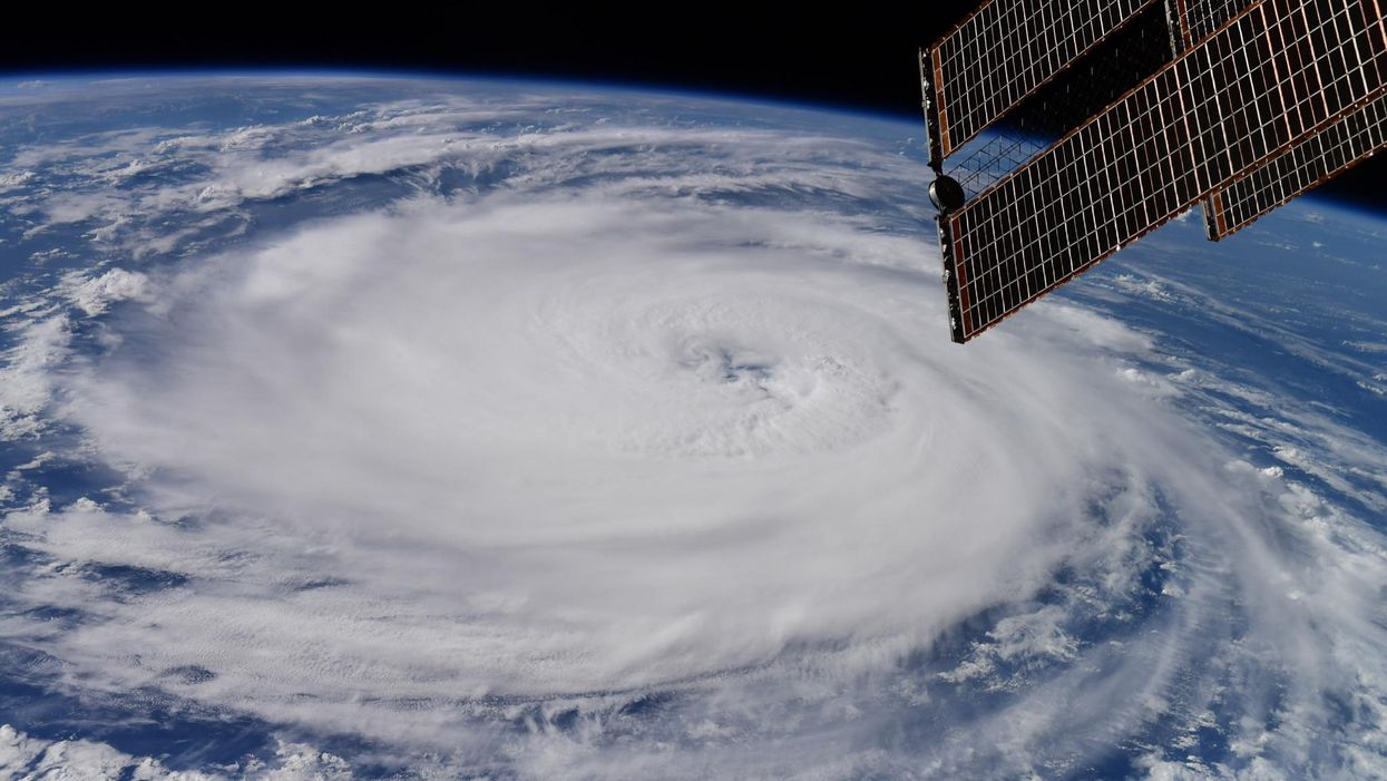 Hurricane Larry Is Hurtling Towards Canada & Bringing 'Life-Threatening' Conditions With It