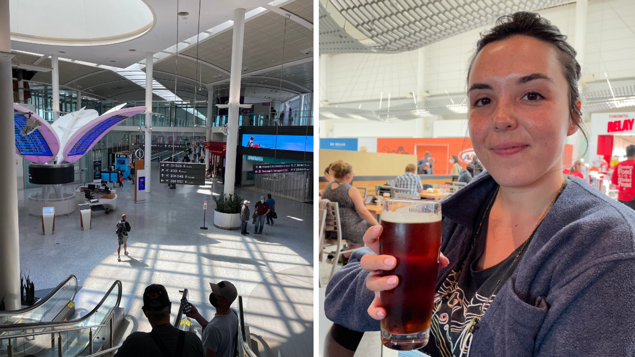 I Flew Out Of Pearson Airport After The New Travel Rules Kicked In & Here's How It Went