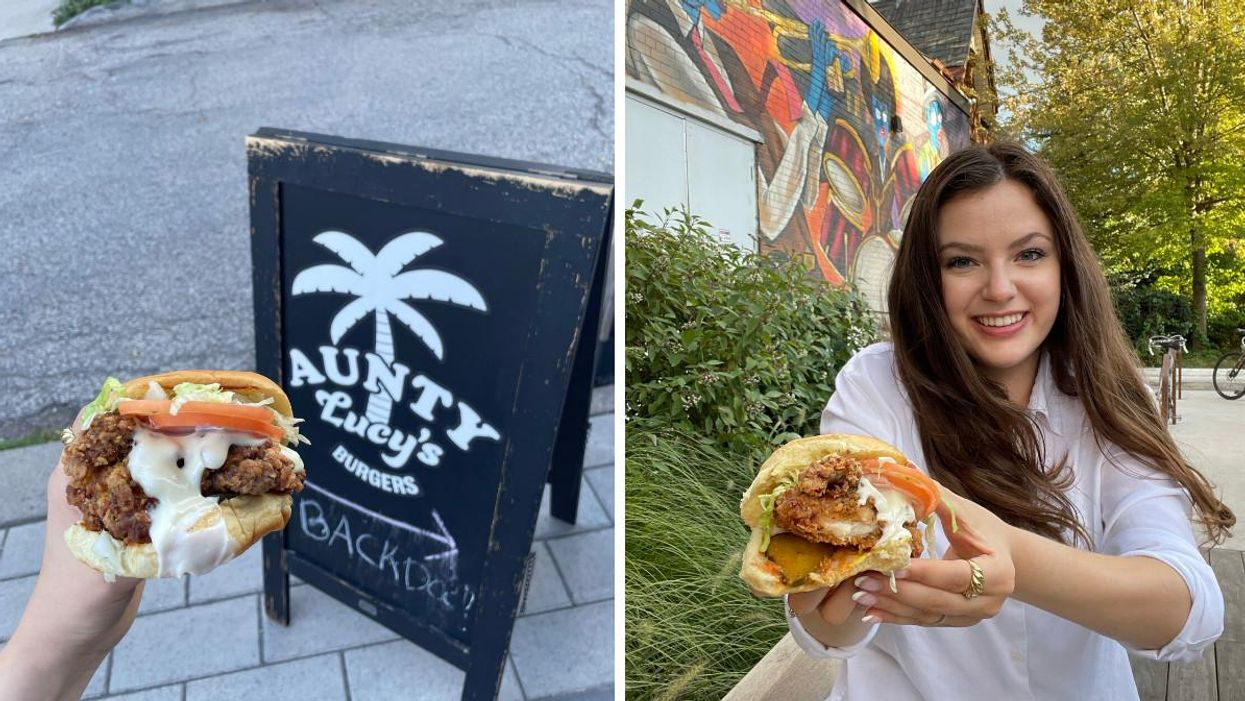 I Tried 3 Of Toronto's Famous Hot Chicken Sandwiches & Here's Which Are Worth The Hype