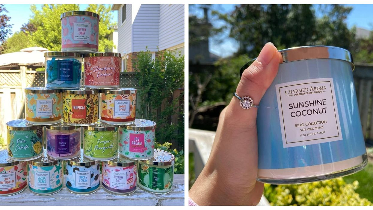 If you love surprises, then Charmed Aroma candles are the perfect way to treat yourself or someone you love.