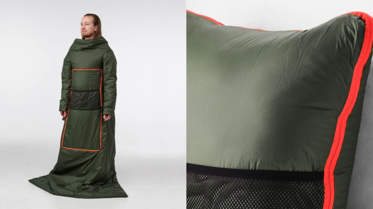 IKEA April Collection Has A Weird Pillow-Dress You Need To See