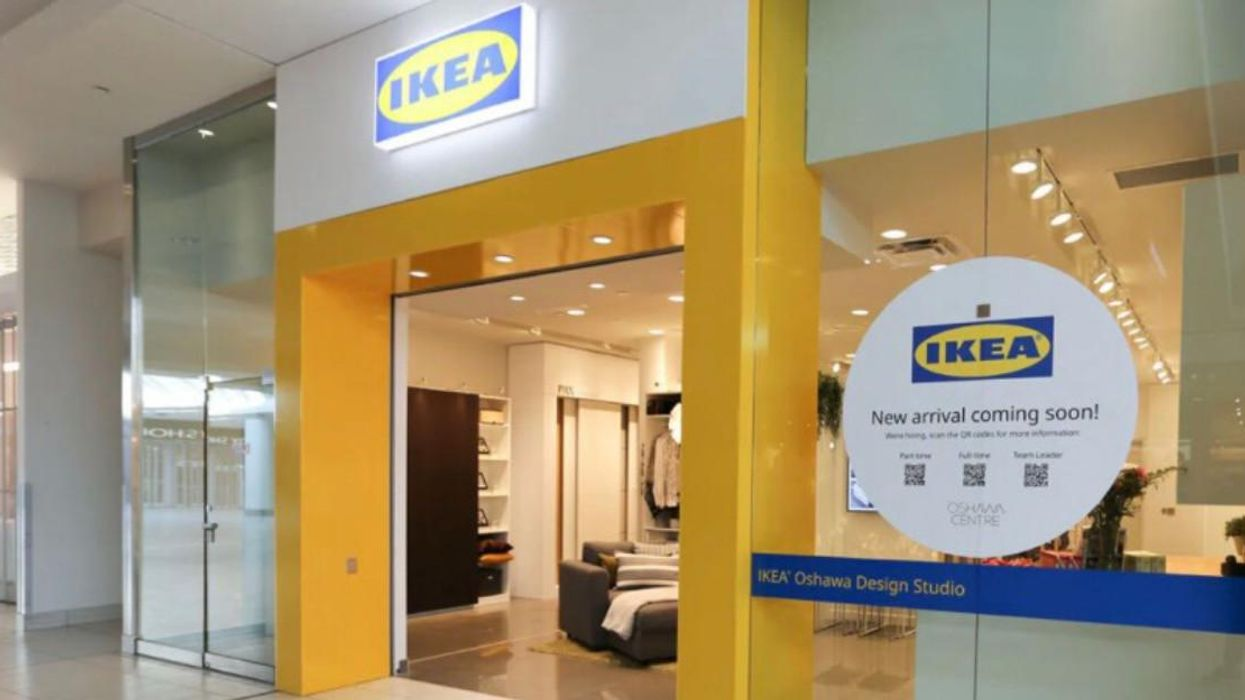 IKEA Canada Has Opened Its First 'Design Studio' In Ontario & Here's What To Expect