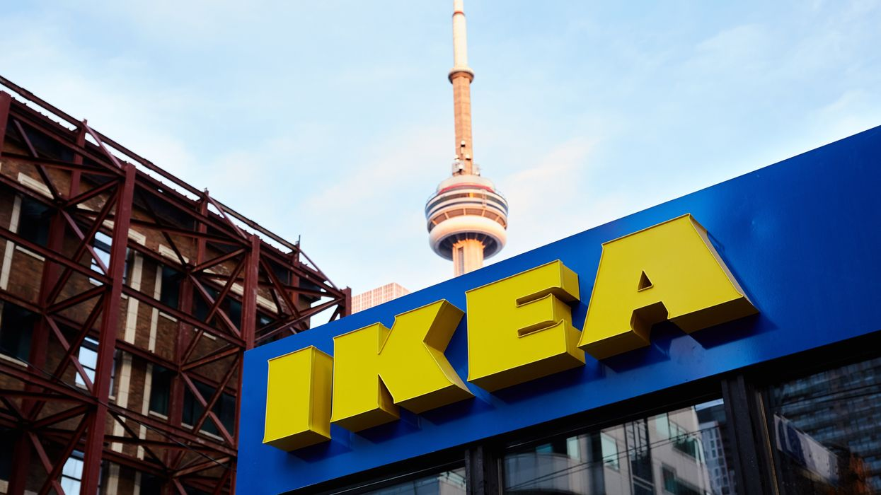 IKEA Downtown Toronto Location Opening Soon Will Be The First Ever
