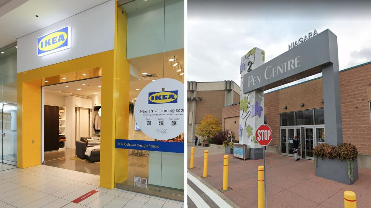 IKEA Is Opening 3 New Spots In Ontario But They Will Look Different Than The Normal Stores