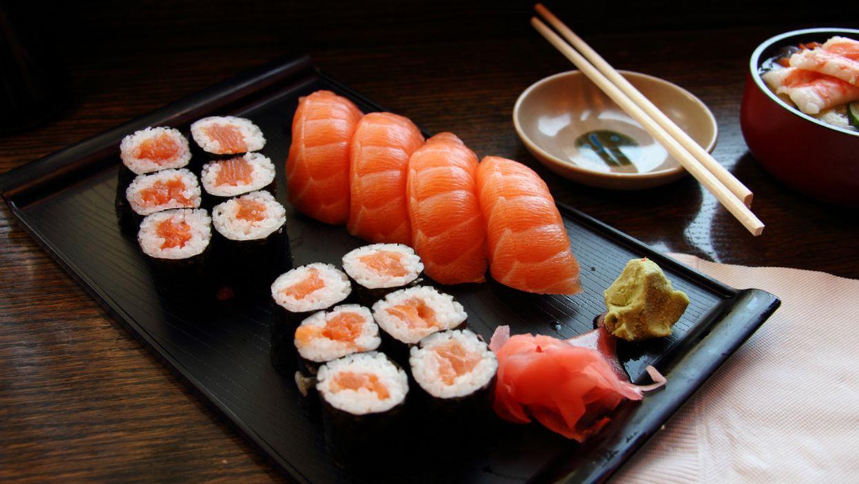 10 bons restaurants qui livrent des sushis à Montréal
