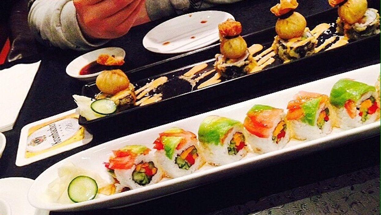 Un restaurant de sushis à ton image à Montréal