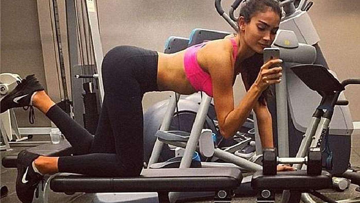 10 types de personnes que tu vois au gym et que tu détestes