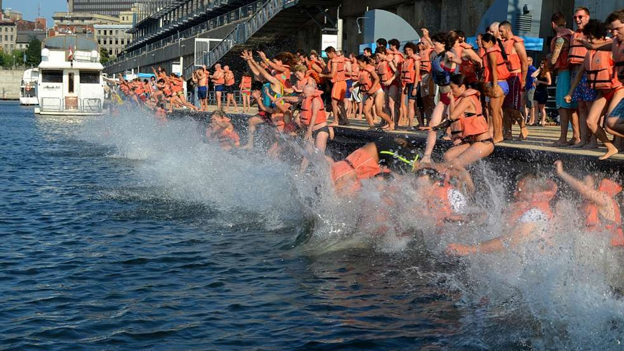 Le Grand Splash est de retour cet été à Montréal!