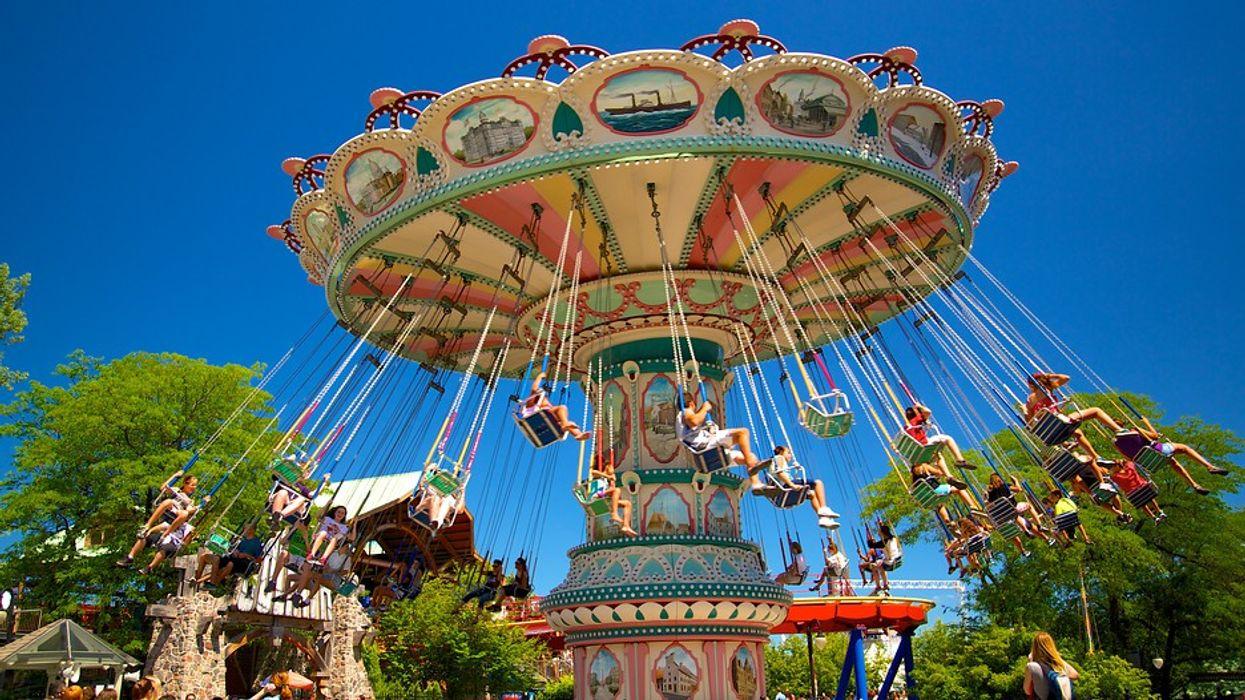 L'Oktoberfest débarque à La Ronde ce week-end!