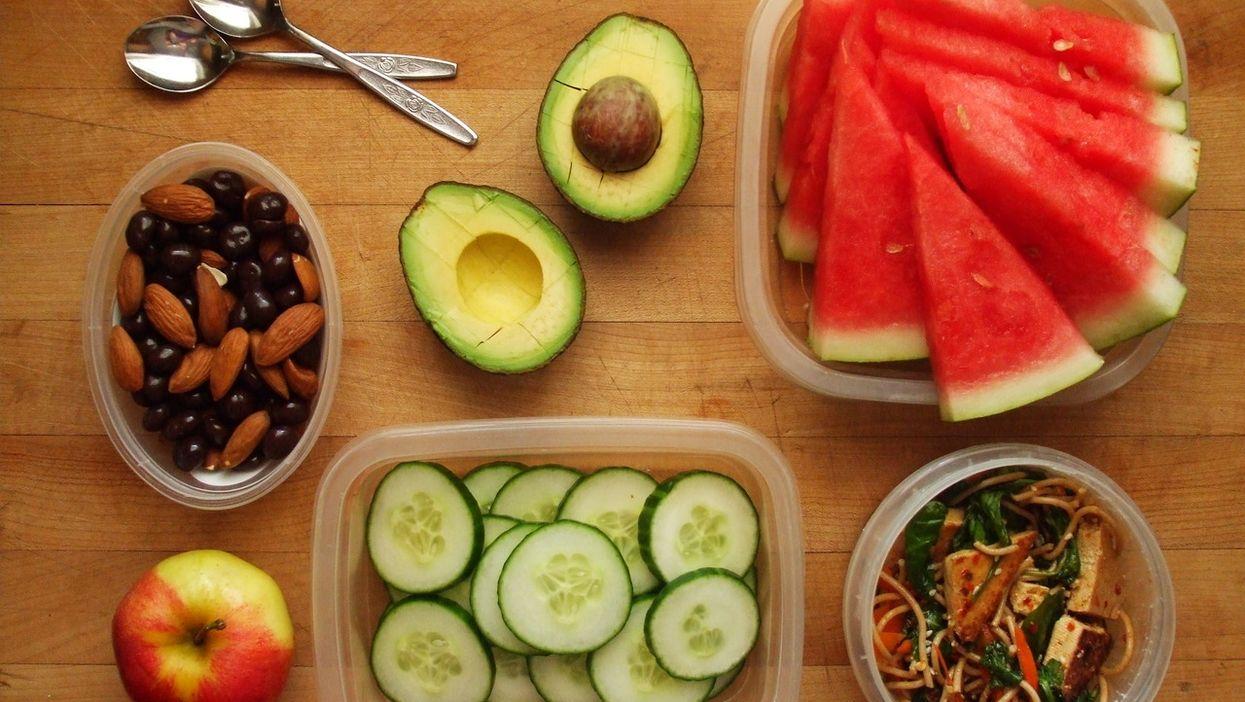 7 idées de lunchs pour faire changement du classique sandwich