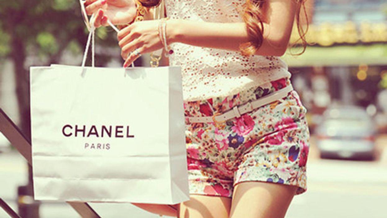 Une grande vente d'accessoires de luxe à 80% de rabais aura lieu à Montréal la semaine prochaine