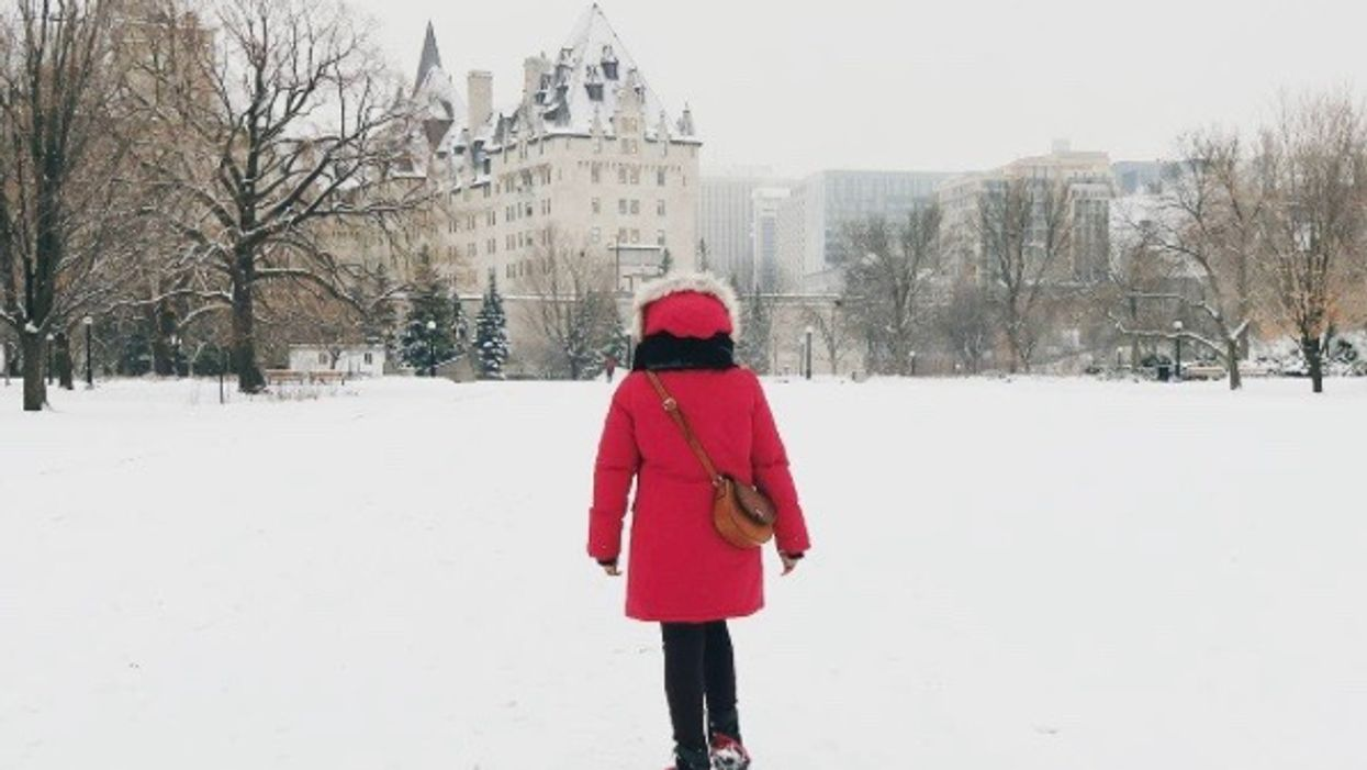 17 One-Sentence Resolutions Every Ottawan Should Have For 2017