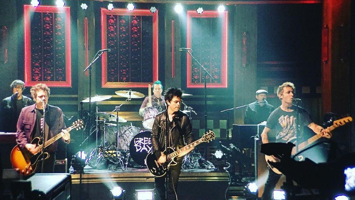 C'est confirmé, Green Day viendra pour la première fois au Centre Vidéotron en 2017