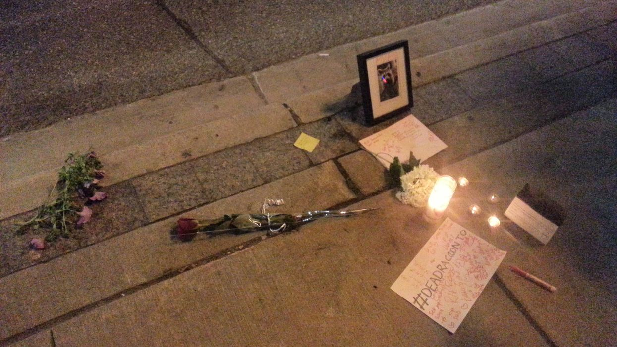 The City Said Their Final Goodbyes To #DeadRaccoonTO