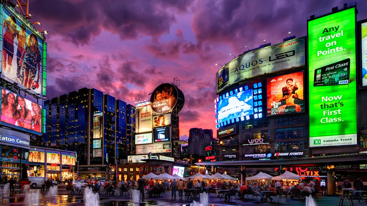 12 Movies & TV Shows That Will Be Filmed In Toronto In 2016