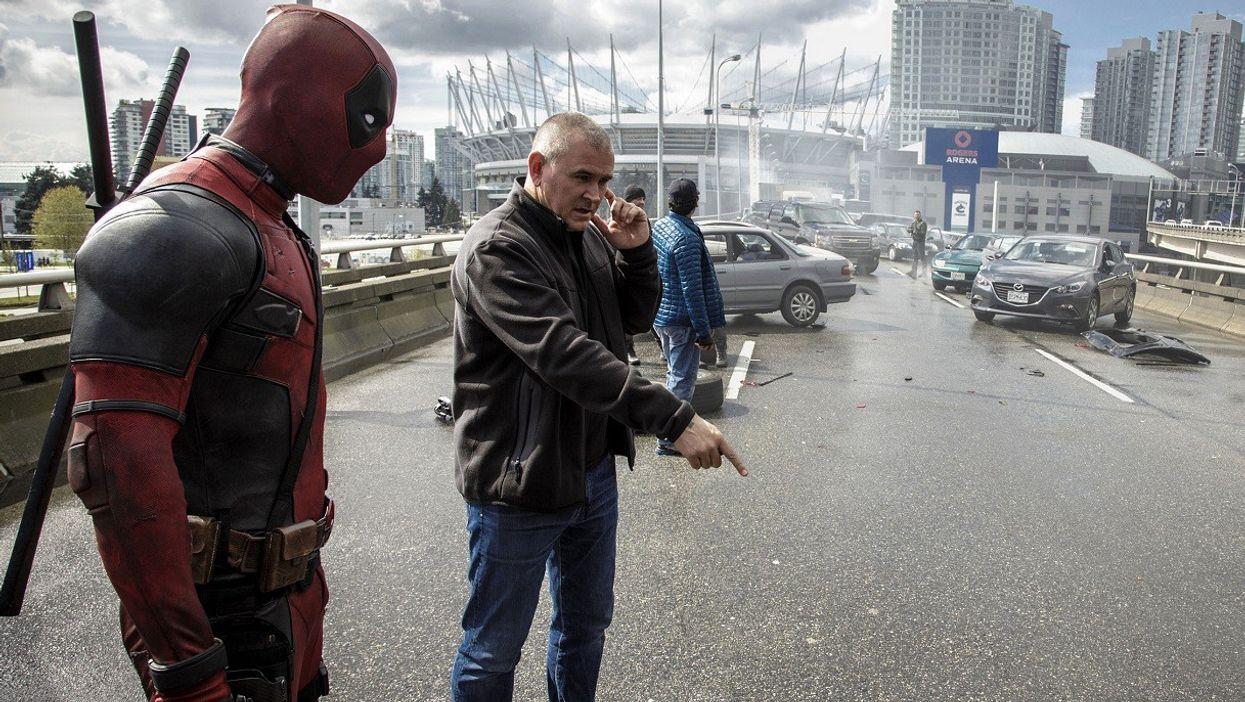 Ryan Reynolds Starts Filming 'Deadpool 2' In Vancouver January 2017