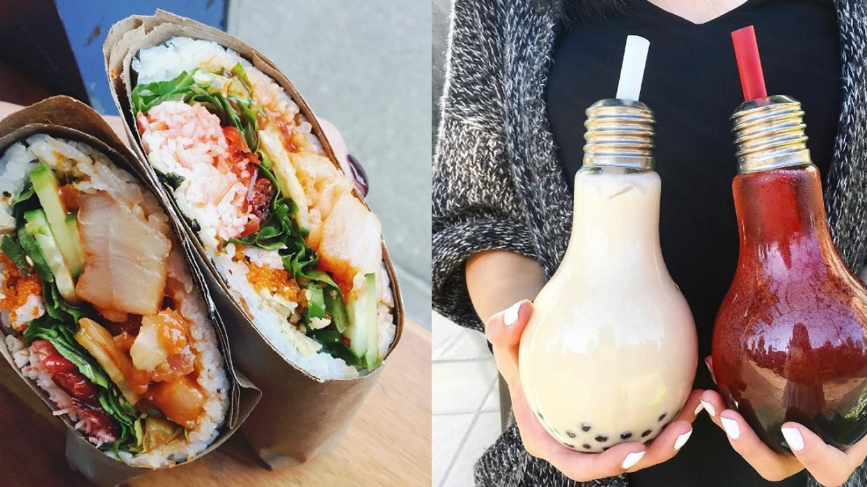 17 Super Hipster Foods And Where To Find Them In Vancouver