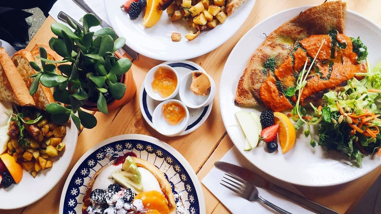 14 Bucket List Places To Get Breakfast While In Edmonton