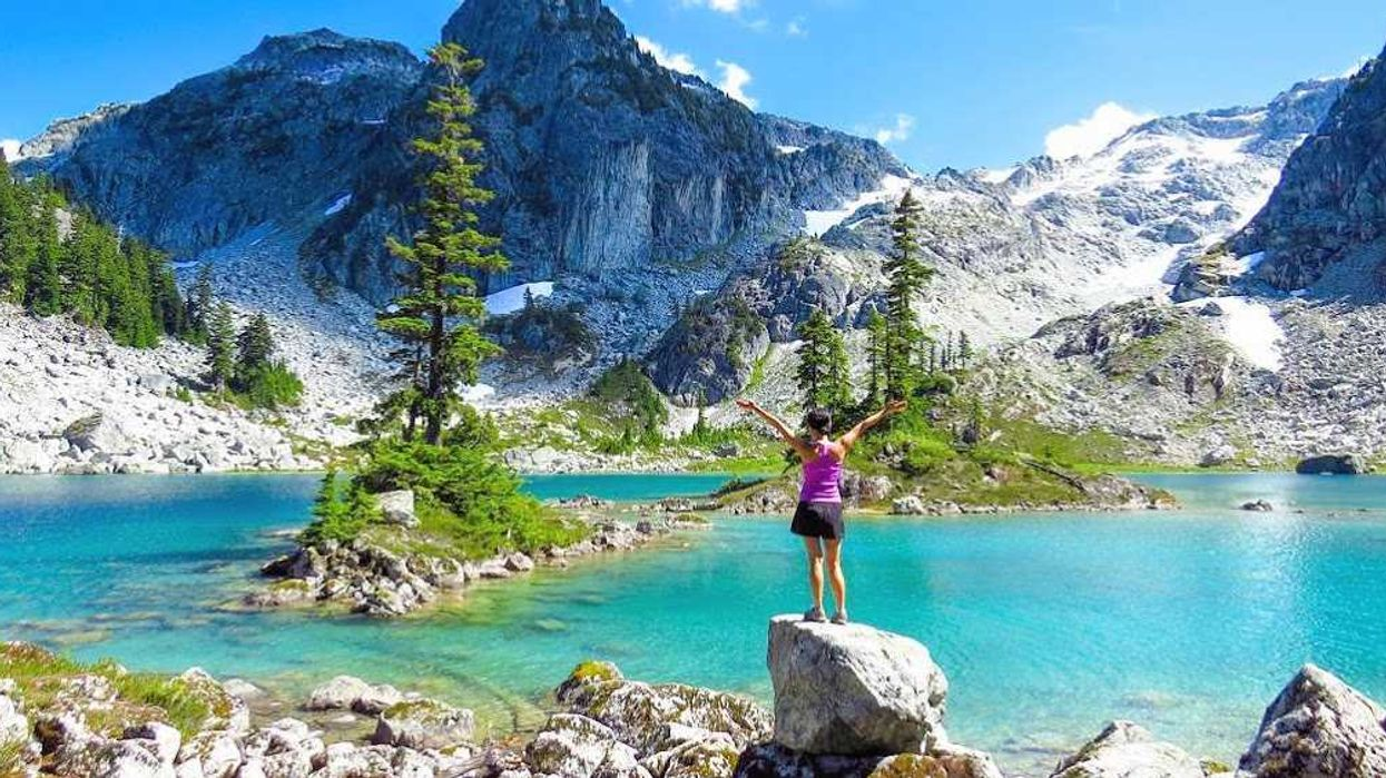 24 Epic BC Road Trips That Are 1, 2, 3 and 4 Hours Away From Vancouver
