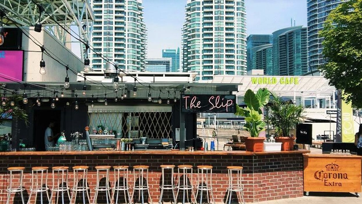 14 Patios In Toronto To Get Awesome Sangria At