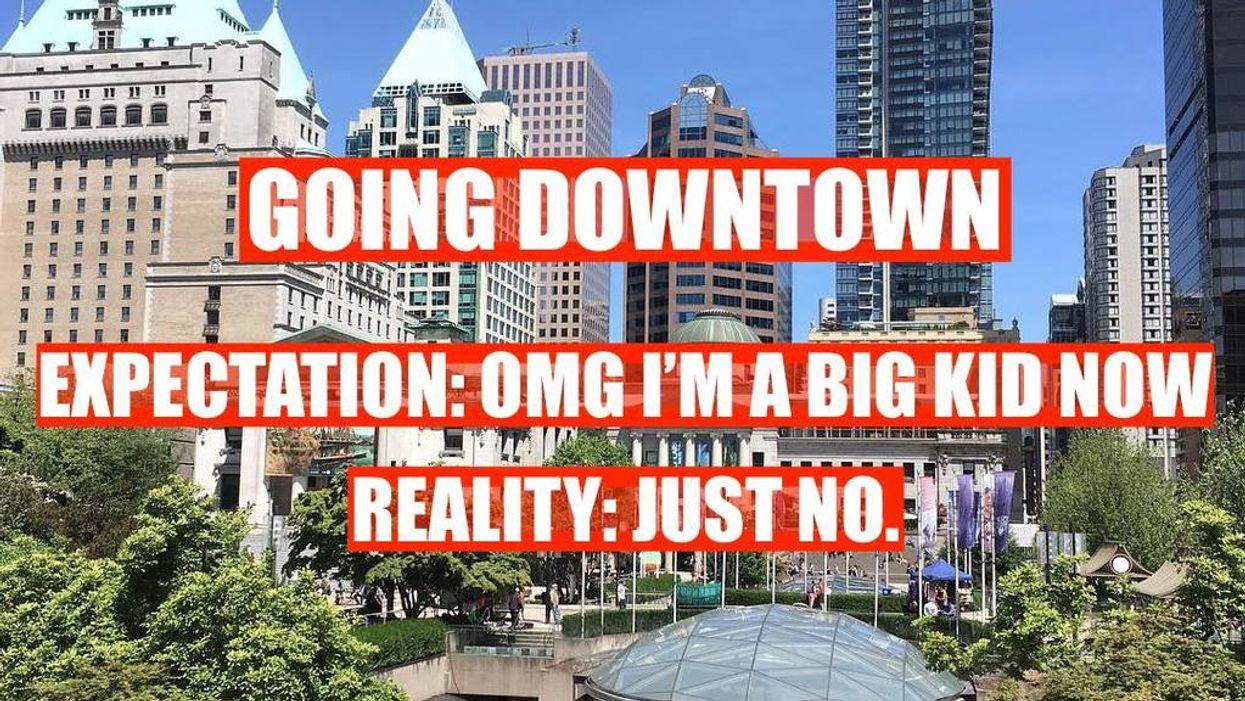 16 Vancouver Things We Look Forward To As Teenagers But Dread As Adults