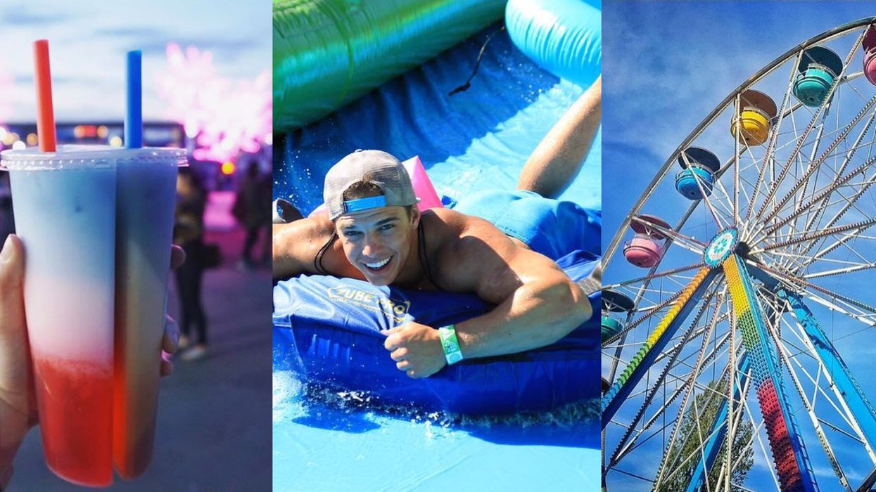 28 Things You Have To Do For Every Day Of August In Vancouver