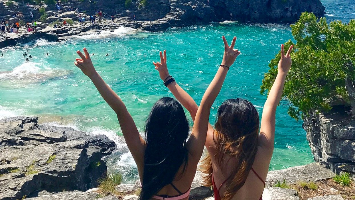 9 Cute Weekend Trips In Ontario To Go On With Your BFF Before School Starts