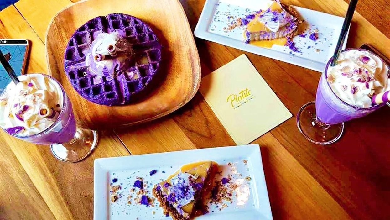 13 Bucket List Desserts To Try In Toronto If You F*cking Love All Things Purple
