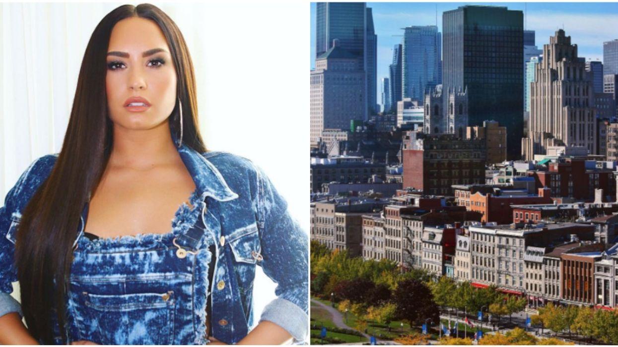 Demi Lovato s'arrêtera à Montréal pendant sa prochaine tournée