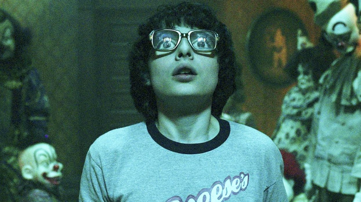 Mike From Stranger Things Is Starring In A Haunted House Thriller And It's Absolutely Terrifying