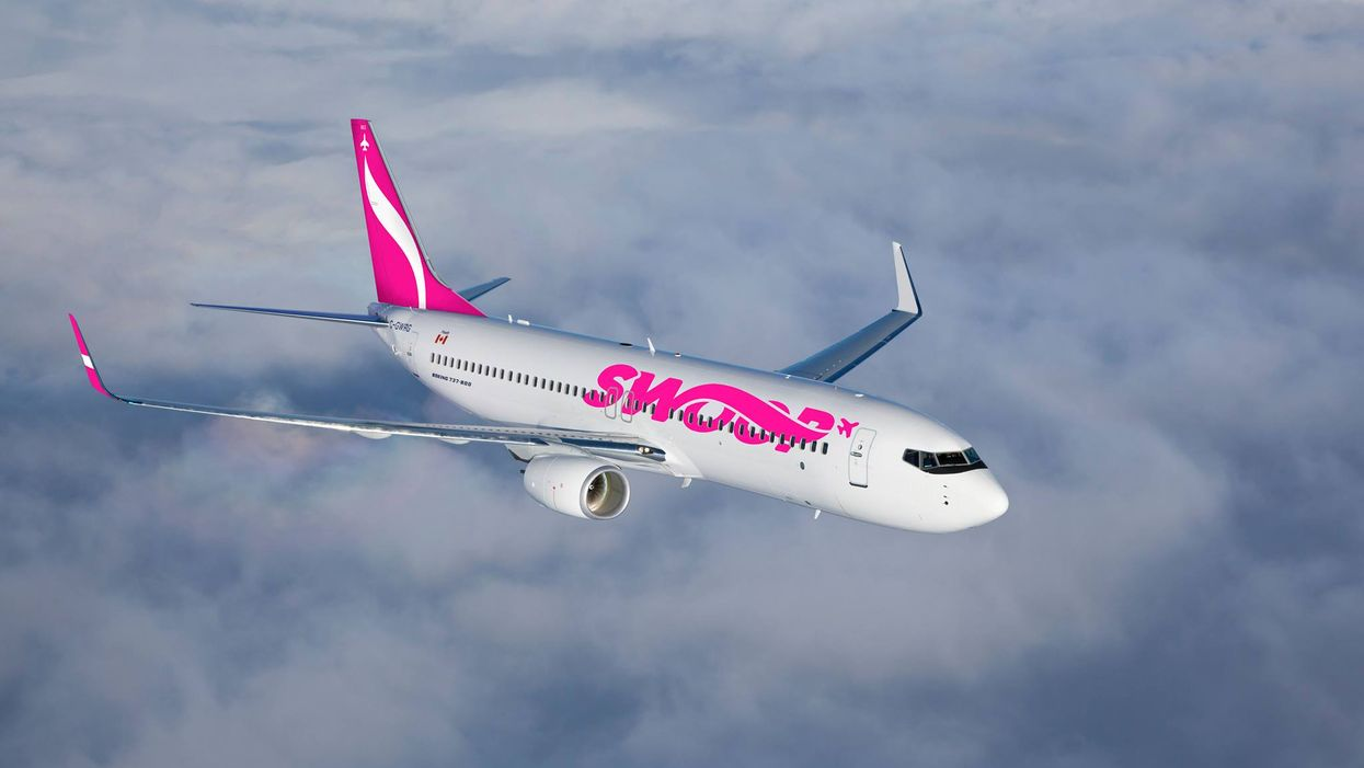 You Can Now Fly Between Canadian Cities For As Low As $8