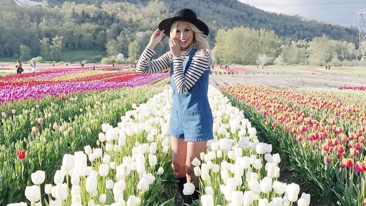 This Magical Tulip Festival In BC Is One Of Canada's Best Kept Secrets
