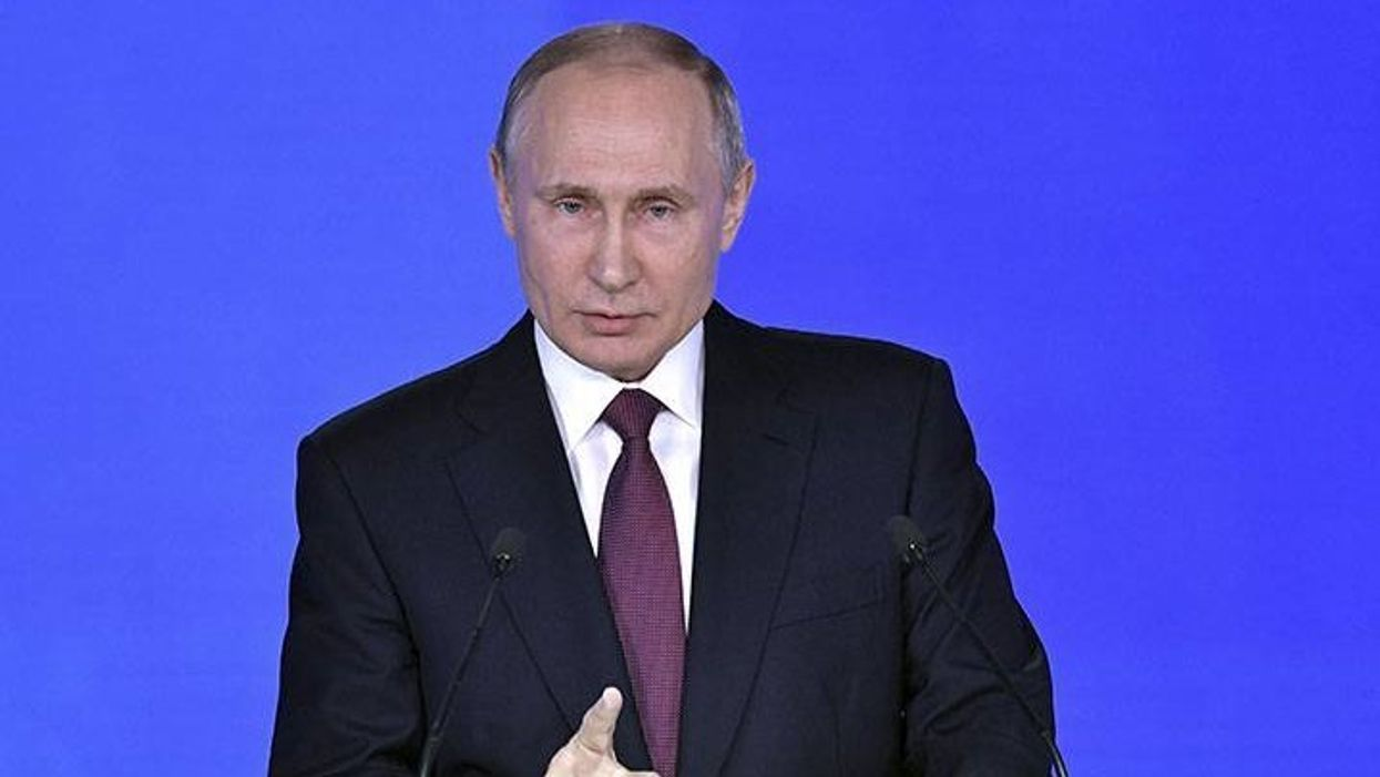 Russian President Vladimir Putin Just Announced That He Has New And Invincible Nuclear Weapons