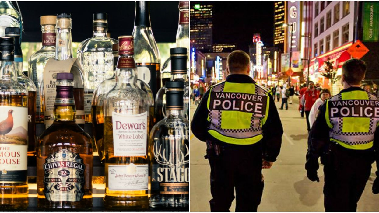 The Vancouver Police Department Wants To Pay For You To Get Drunk On Their Dime And It Sounds Amazing