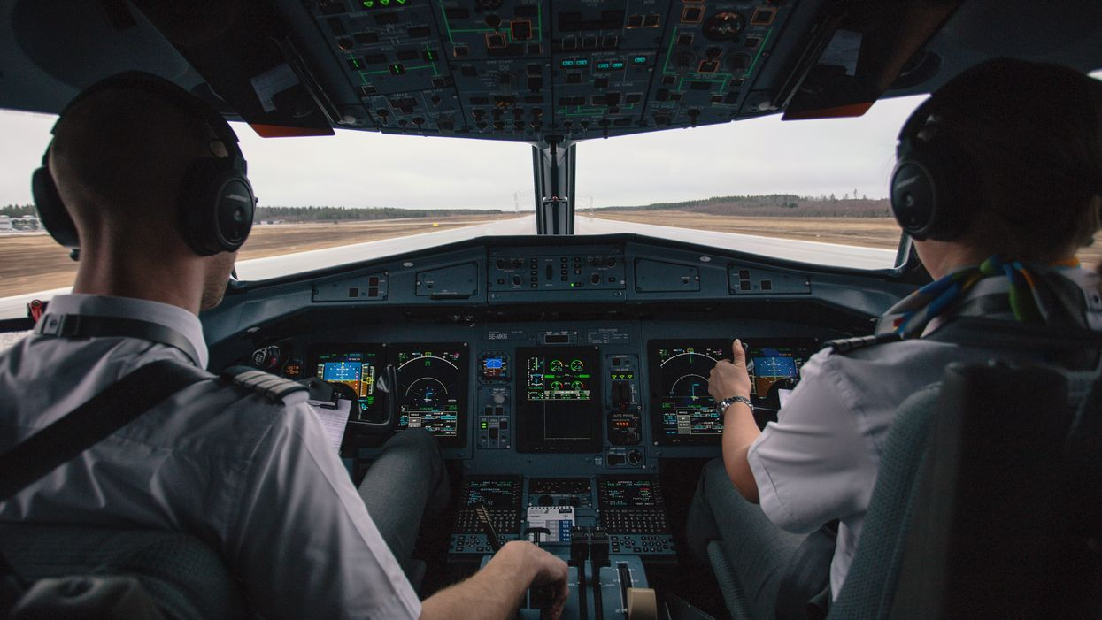 You Can Live Out Your Dreams Of Flying At This Epic Flight Simulator In Mississauga