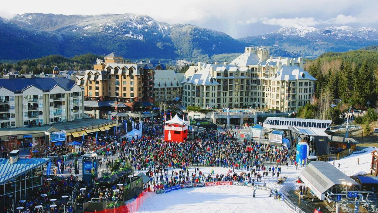 There's A Massive Free Ski And Snowboard Festival Coming To Whistler Next Month