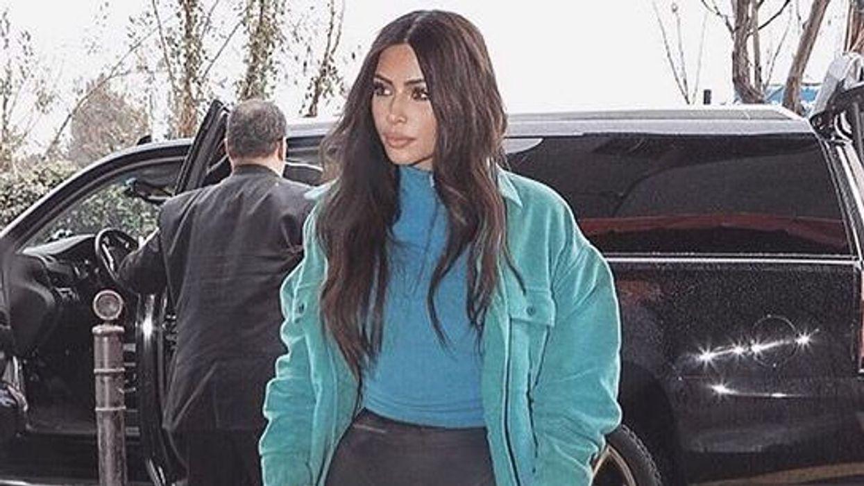 Kim Kardashian a publié un immense « Photoshop fail » et c'est vraiment malaisant