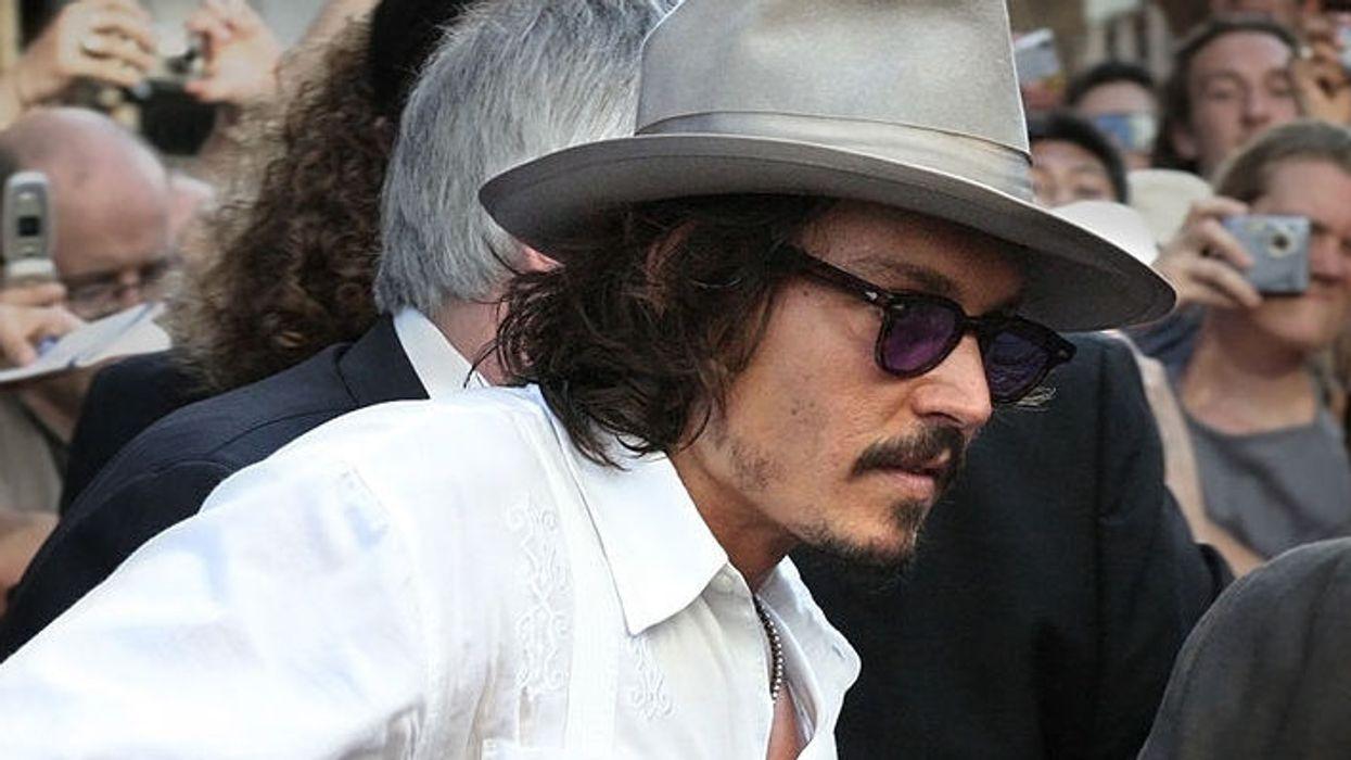 Johnny Depp's Drunken Attack On Crew Member Brings Up Amber Heard Abuse Allegations