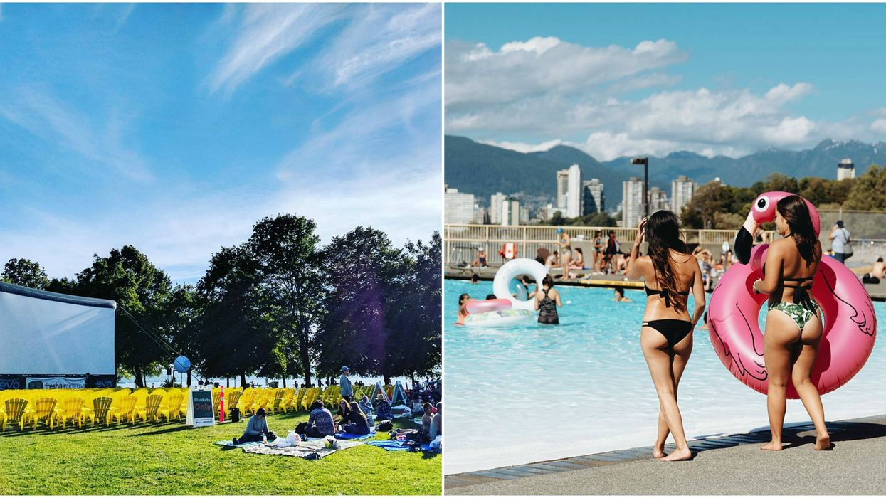 25 Things To Do In Vancouver This Summer For $10 Or Less