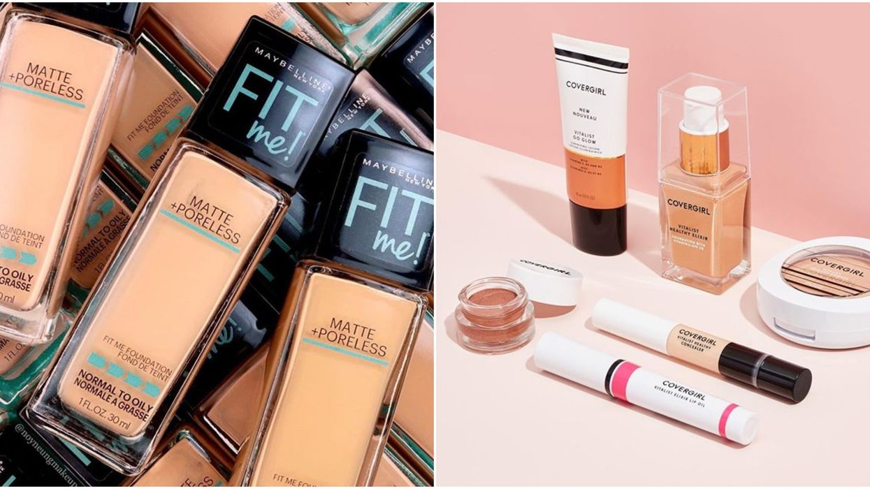 9 Drugstore Foundations Under $15 That Are Better Than High End