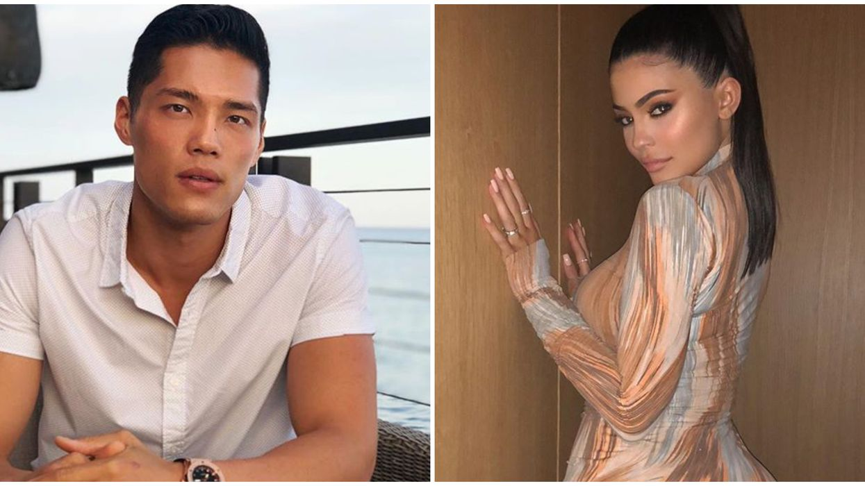 Kylie's Bodyguard Tim Chung Posts Lengthy Statement Responding To Baby Rumours