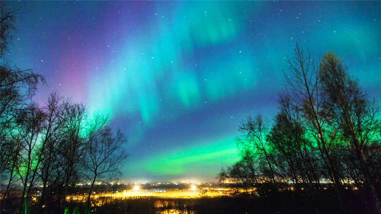 The Northern Lights Will Be Visible Over Ontario Tomorrow