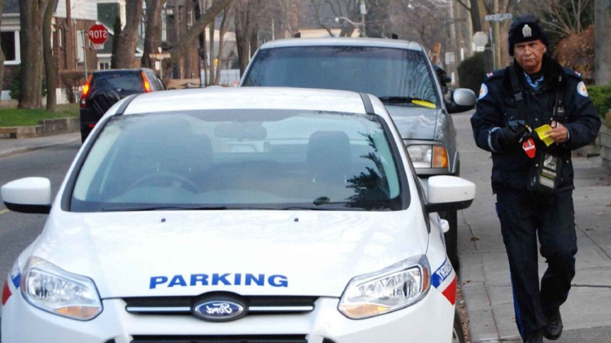 The City Of Toronto Parking Enforcement Can Now Issue 'Drive Away' Tickets And It's Seriously Messed Up