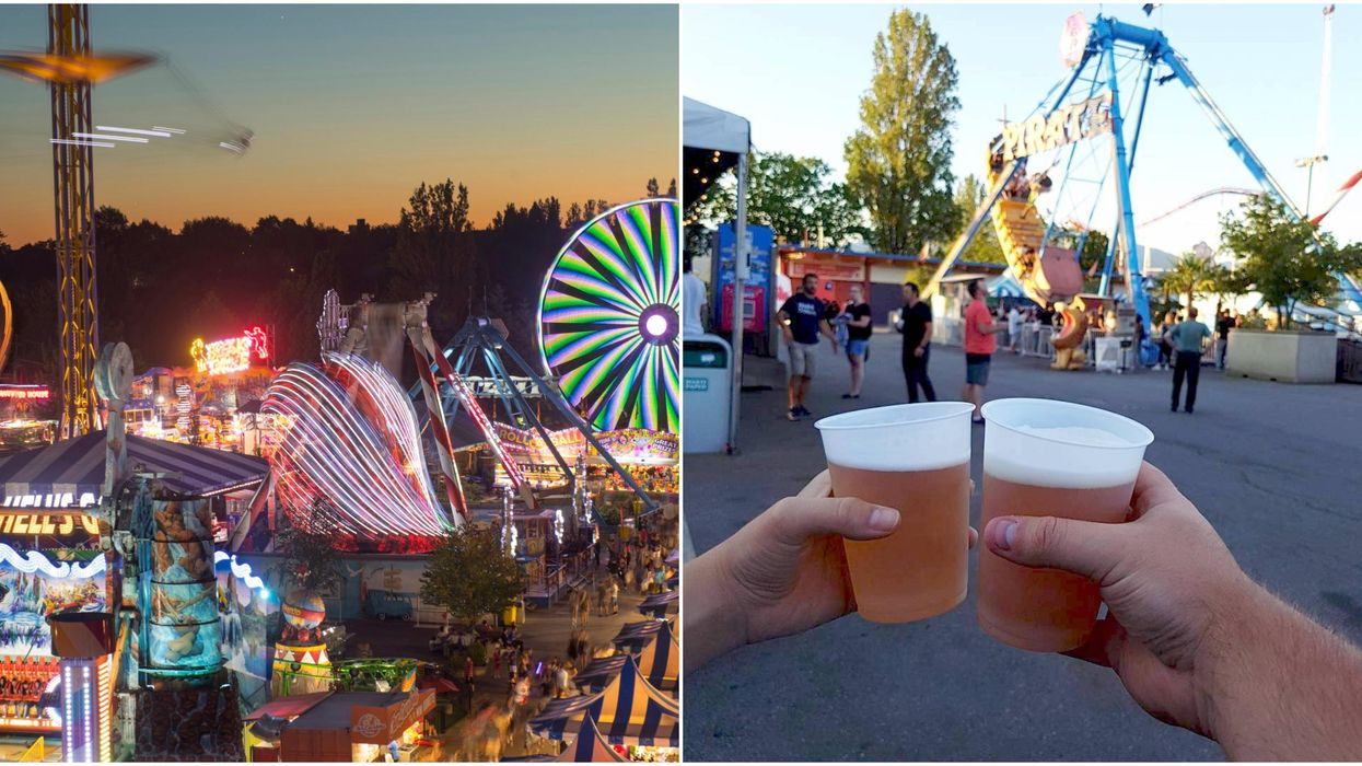 Playland Is Having Adults-Only Nights This Summer And Yes, You Can Drink Booze