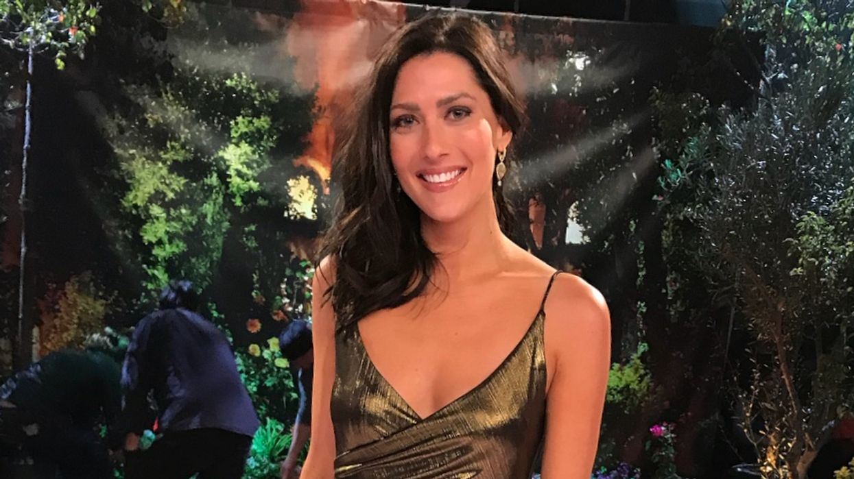 Becca Kufrin Didn't Actually Want To Apply For 'The Bachelor' And The Story Is Hilarious