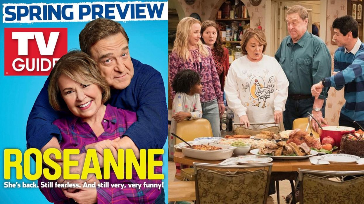 """This Famous Actress Just Quit """"Roseanne"""" After Roseanne Barr's Racist Twitter Rant"""