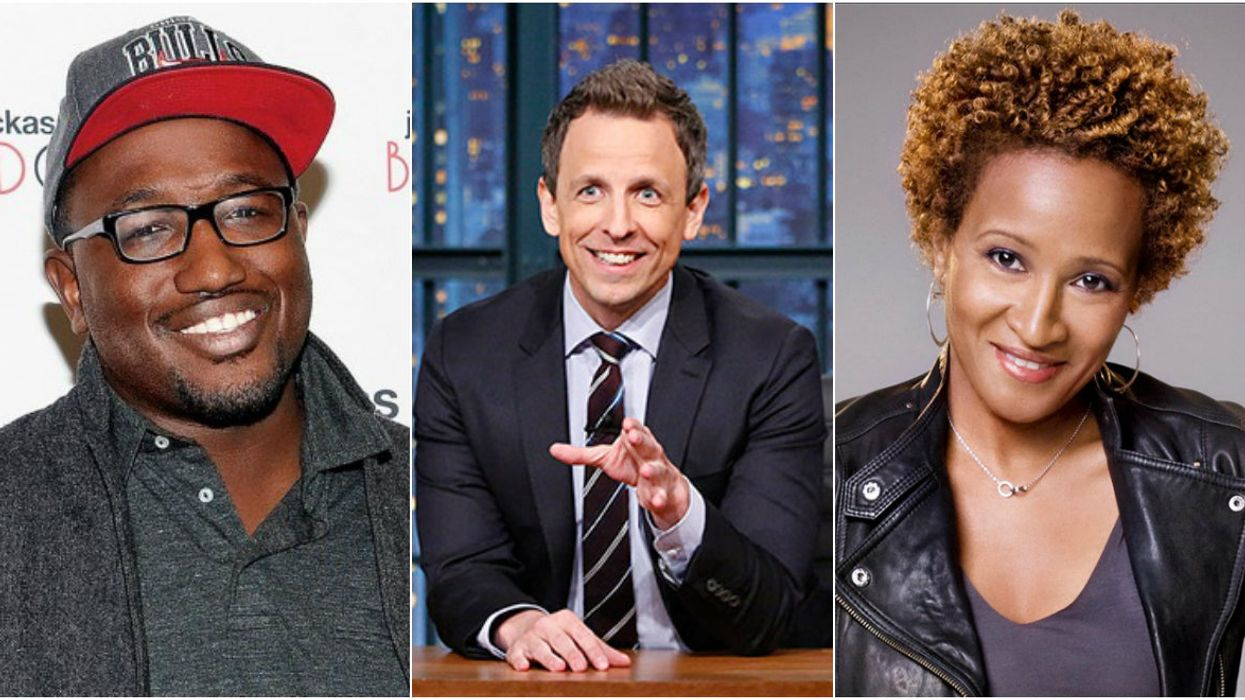 Here Are All The Celebrities Coming To Toronto For Just For The Laugh's Comedy Fest