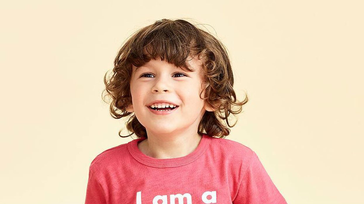 The Internet Is Upset Over A Kid's T-Shirt From J. Crew And Twitter Is Divided