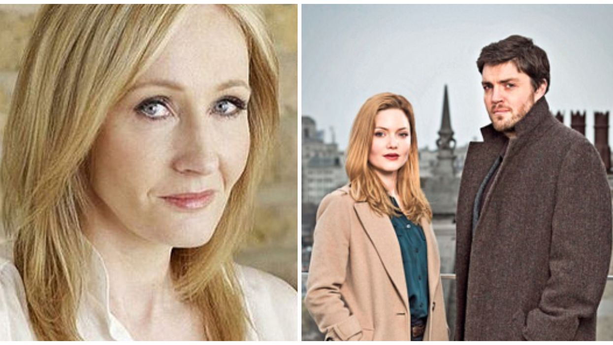 J.K. Rowling Has A New Crime TV Series And Harry Potter Fans Can Watch It In Canada
